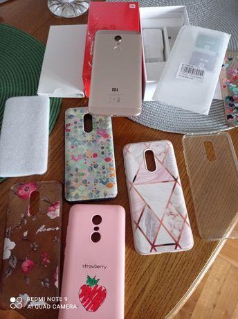 Etui do telefonu Xiaomi Redmi 5 plus.