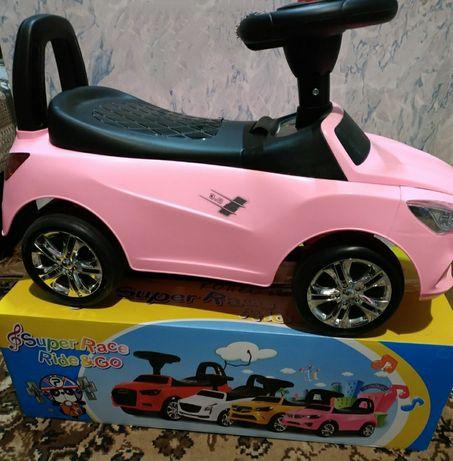 Детский автомобиль Bambi M3147. (каталка-толокар) НОВЫЙ!