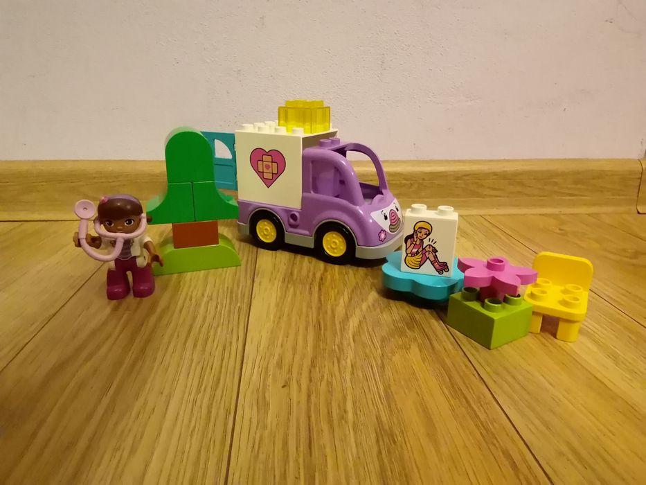 LEGO DUPLO 10605 Klinika dla Pluszaków, Karetka doktor Dosi Nowy Dwór Mazowiecki - image 1