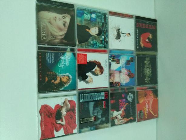 12 CDs Todos Originais