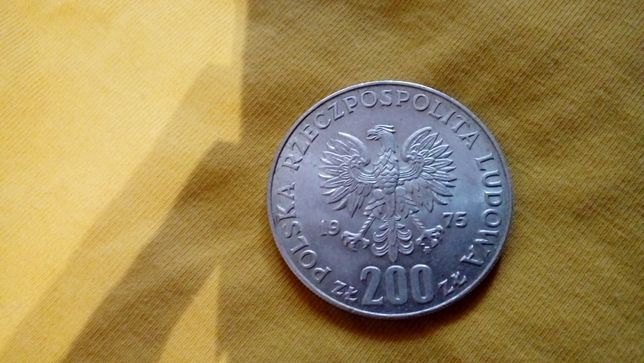 moneta srebrna - walka z faszyzmem
