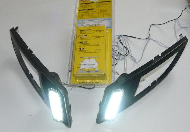 Światła do jazdy dziennej lampy dzienne Fiat Bravo II 2007-