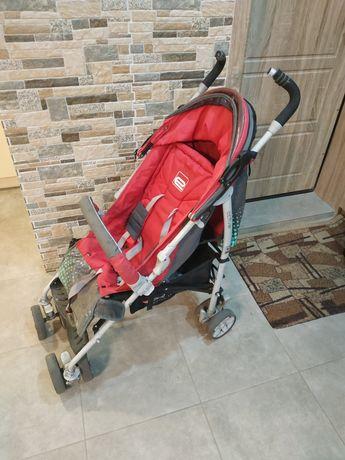 Прогулочная коляска-трость Espiro Active