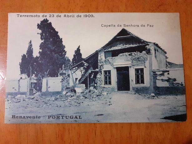 2 postais de Benavente
