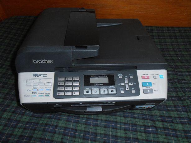 Impressora Brother MFC-5490CN Inkjet