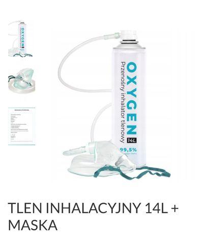 Tlen plus maska przydatny przy covid19