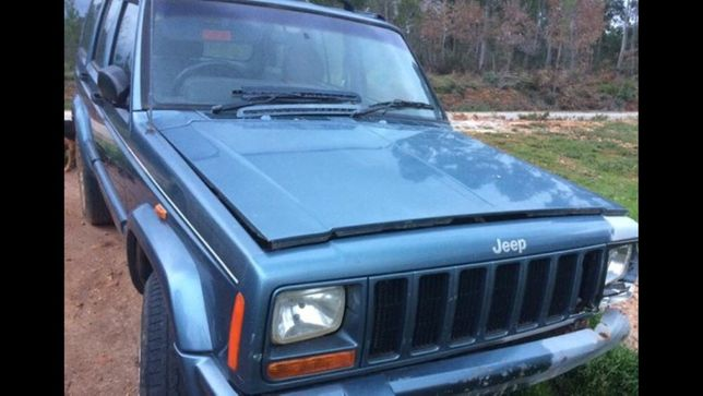 Jeep cherokee diesel turbo