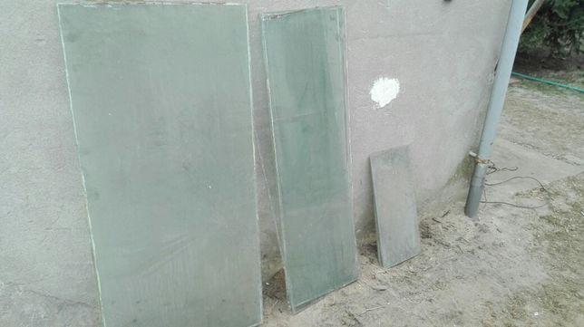 Szyby z demontażu okien