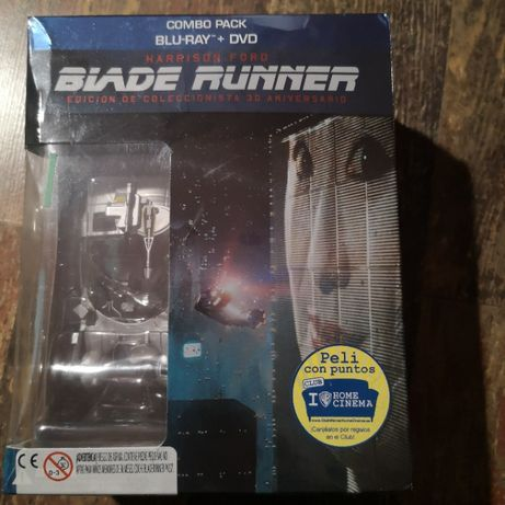 Łowca Androidów Blade Runner edycja na 30 lecie blu ray pl