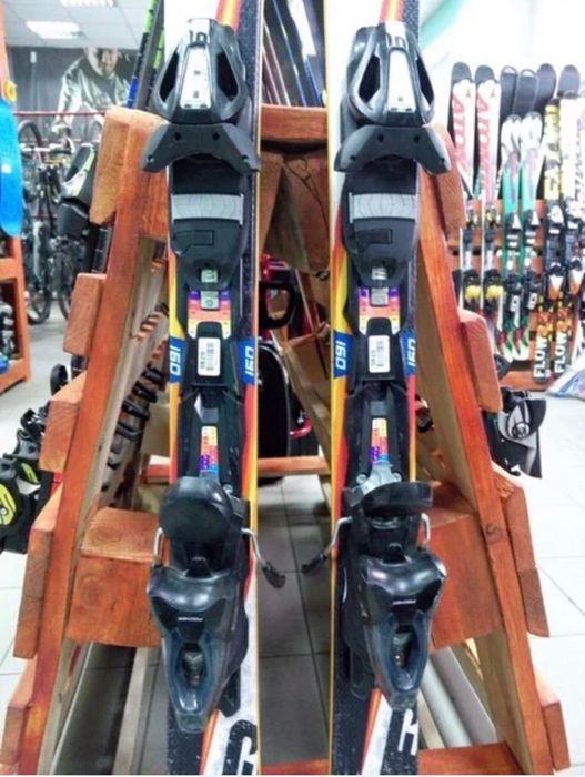 Лыжи FISCHER montive 160 Подолье - изображение 1