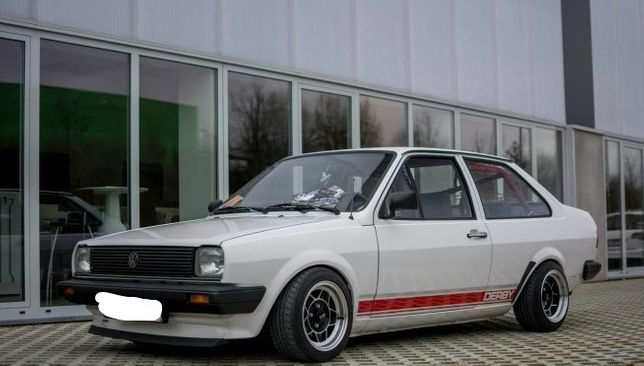 Vw Polo Coupe classic (derby)