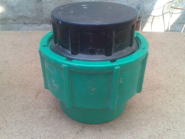 Колено заглушка,для водопроводных труб