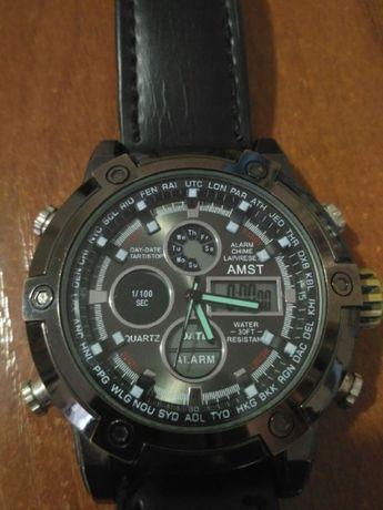 Продам обмен армейские часы Amst AM3022