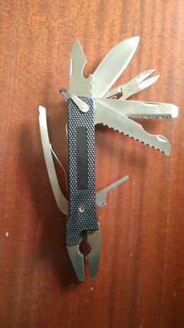 Alicate/Canivete com Bolsa