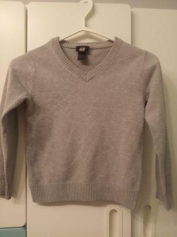 Sweter H&M chłopięcy