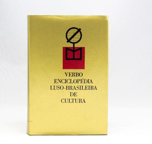 Enciclopédia Luso-Brasileira de Cultura (coleção completa)