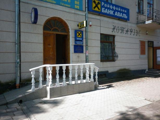 Нежитлове приміщення - м. Радехів, Львівська обл.