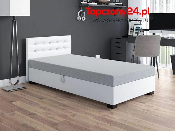 Łóżko młodzieżowe dziecięce hotelowe jednoosobowe Tapczan do sypialni
