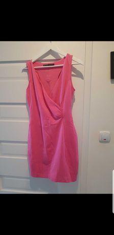 Sukienka Zara i H&M