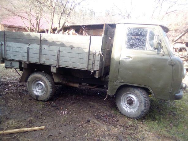 УАЗ 452д бортовий