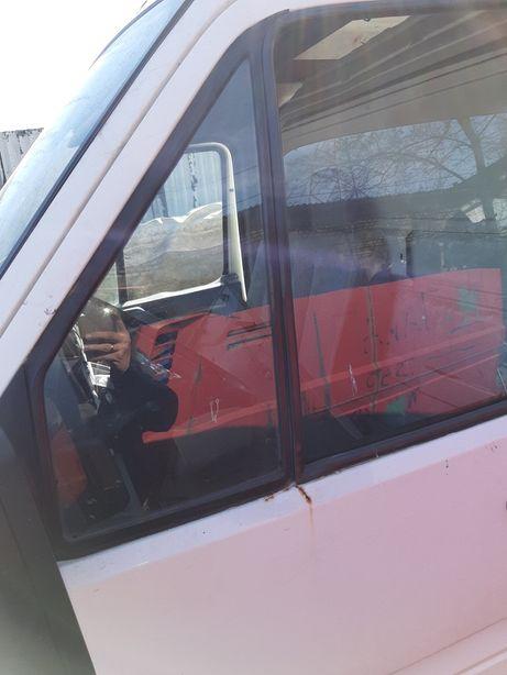 VW LT35 szyba drzwi przednich