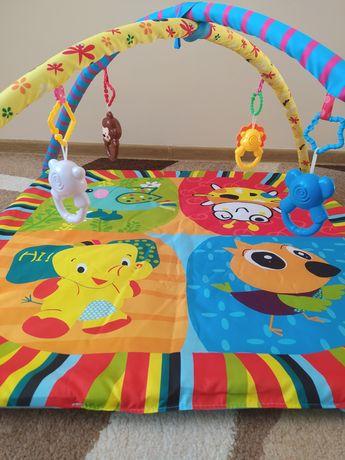 Дитячий килимок,новий