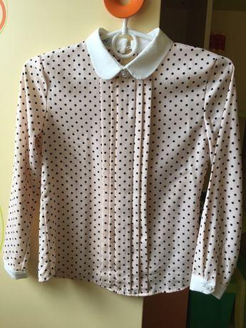 Нарядная блуза 140