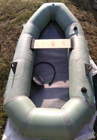 Човен надувний півторамісний ЯЗЬ. Лодка резиновая надувная. Лисичанка