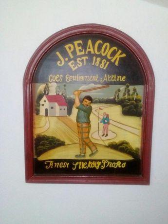 J. peacock golf