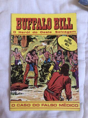 Banda desenhada - buffalo bill