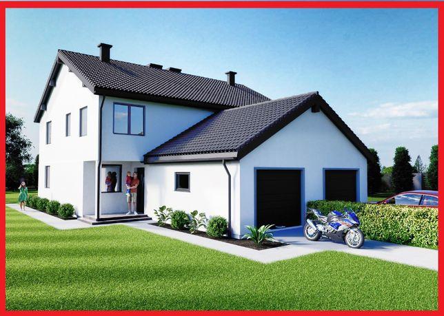 Nowy dom w stanie deweloperskim Nowe Bielice