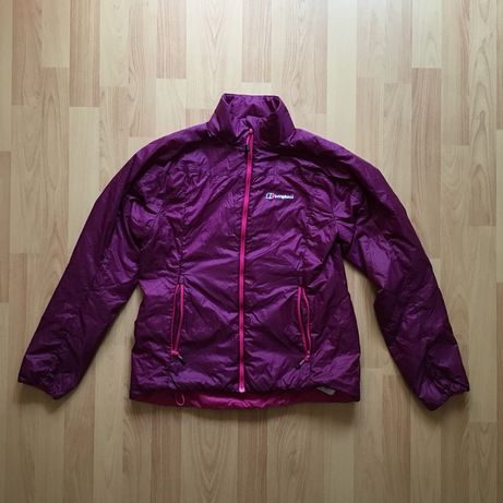 Жіноча куртка berghaus пуховик женская микропуховик