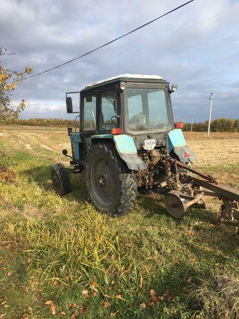 Трактор Беларус МТЗ - 82