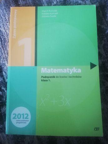 Matematyka 1 Podręcznik i Zbiór Zadań OE Oficyna Edukacyjna
