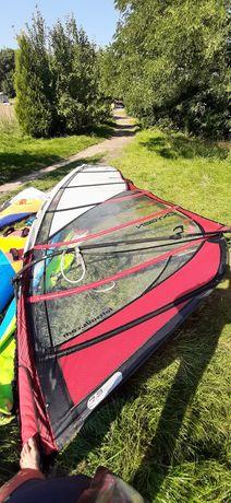 Żagiel windsurfingowy loftsails oxygen 7.3 windsurfing