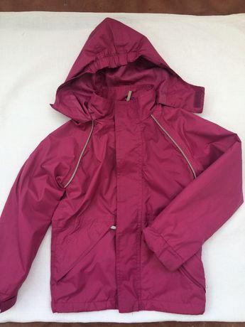 Ветровка Деми куртка детская 5 6 7 лет