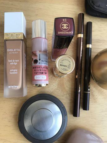 Tom ford chanel sisley shiseido подводка блеск тональный крем обмен