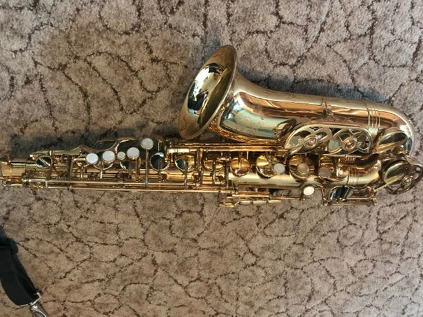Saksofon altowy Buffet Evette ustnik Selmer S80 C