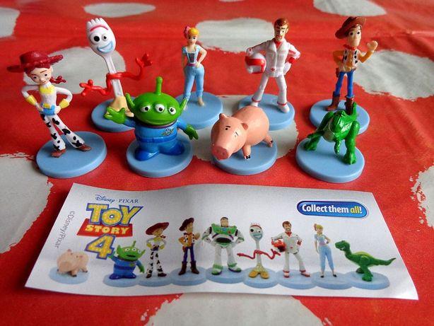NOWY zestaw figurka figurki toy story 4 polaris aquafun biedronka