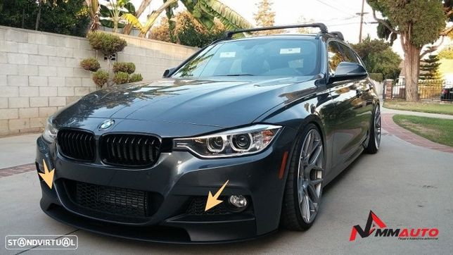 Spoiler / Lip Frontal BMW F30 F31 Performance