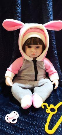 Лимитированная коллекция! Куколка Reborn Animal (кукла, пупс)