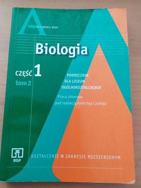 Biologia cz. 1 / tom 2 / WSiP / poziom rozszerzony