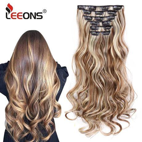 трессы.волосы кудрявые.волнистые трессы.волнистые волосы на заклках