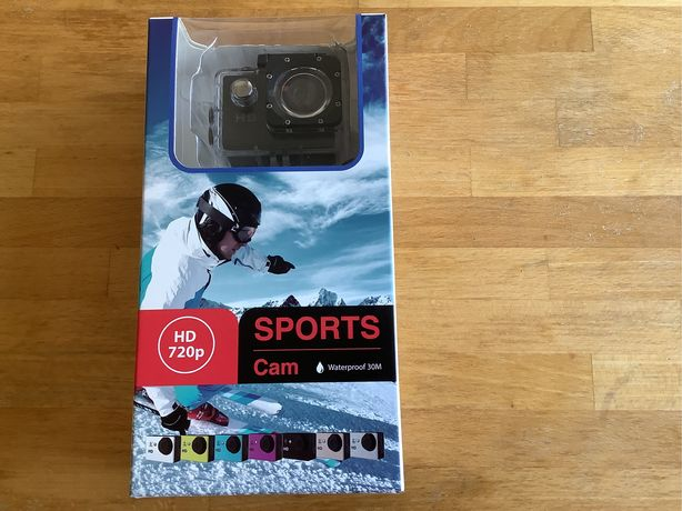 Go Pro / Marca Sports Cam HD 720p