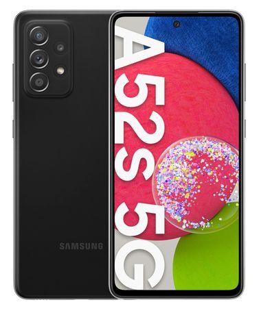 Samsung Galaxy A52s 5G czarny