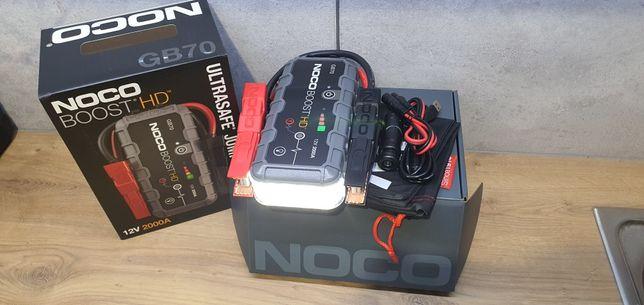 NOCO Boost HD GB702000 A, 12 V Starter Rozruch