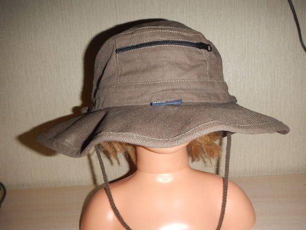 Шляпа HN97 р.57-58см панама 100% хлопок