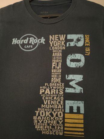 Hard rock café t-shirt/camisola manga curta