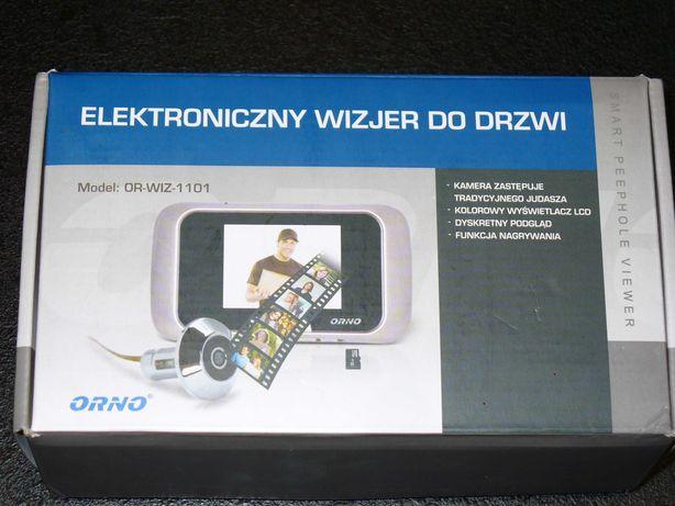 Wizjer elektroniczny do drzwi kamera