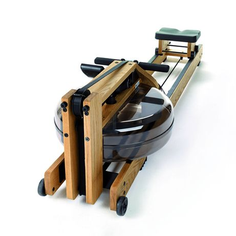 Máquina Remo Madeira Waterrower - NOVO
